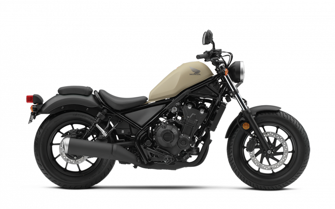 Honda Rebel 500 2019