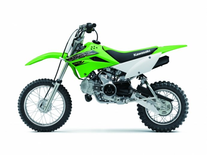 Kawasaki KLX110L 2019