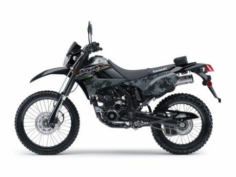 Kawasaki KLX250 DIGITAL CAMO 2019