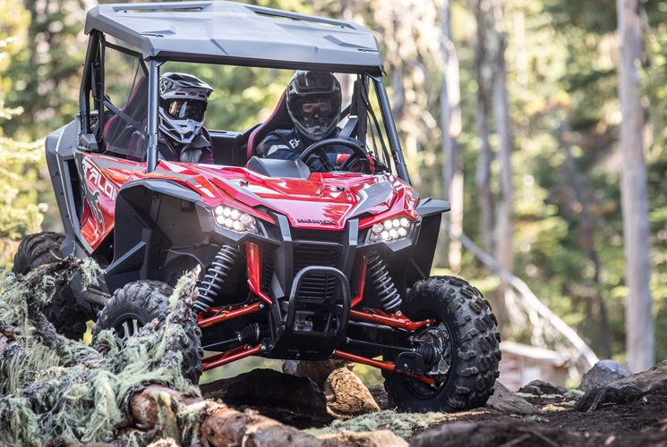 Honda Talon 2019, le côte à côte aux performances optimales