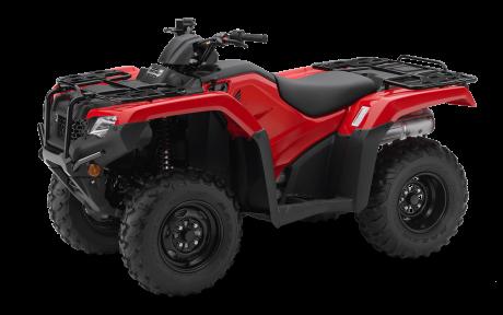 Honda TRX420 2020