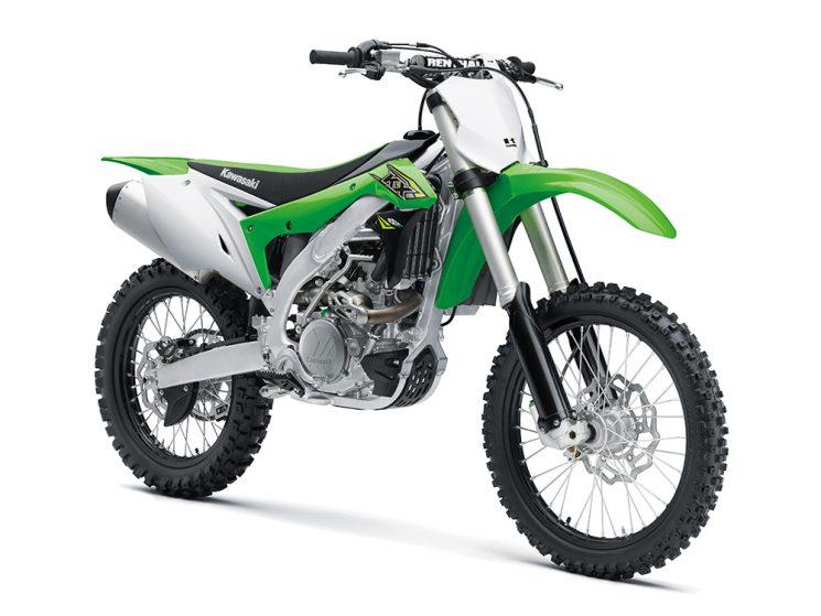 Kawasaki KX450 2018