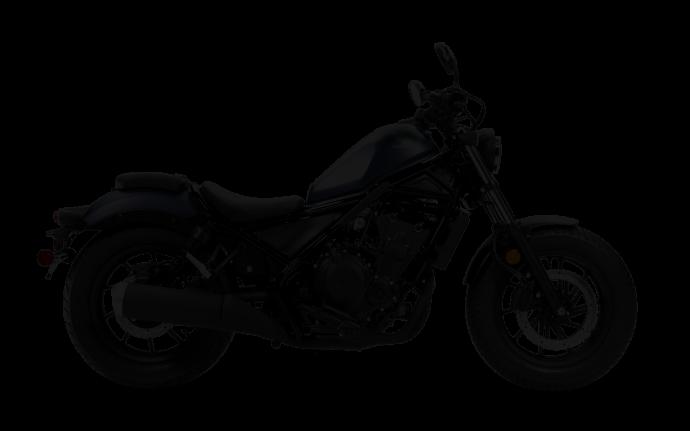 Honda Rebel 500 2020