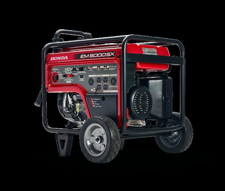 Honda EM5000S3CT2 2021