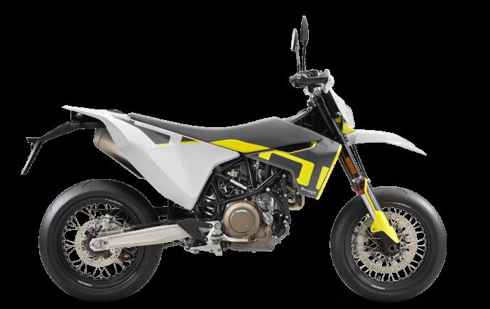 Husqvarna 701 Supermoto 2020