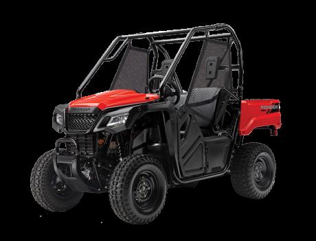 Honda Pioneer 520 Rouge patriote 2021