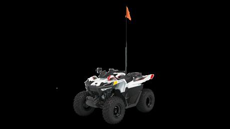 Polaris Outlaw 70 EFI Bright White/Red 2022
